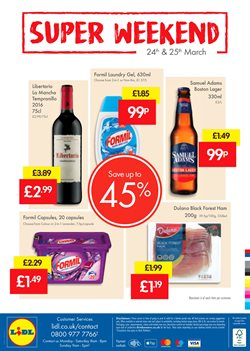 Stationery offers in the Lidl catalogue in London