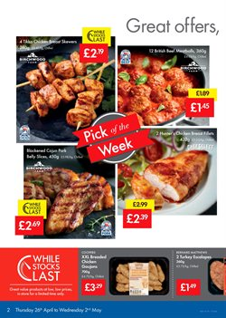 Chicken offers in the Lidl catalogue in Camden