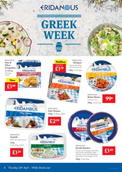 Cheese offers in the Lidl catalogue in Brighton