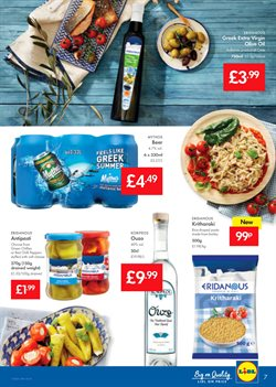 Beer offers in the Lidl catalogue in Leicester