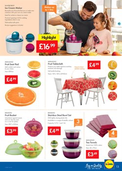 Tea offers in the Lidl catalogue in Camden
