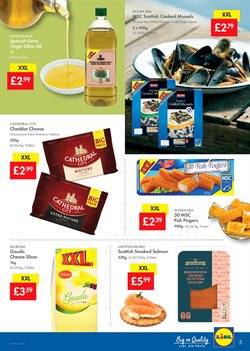 Cheese offers in the Lidl catalogue in Southport