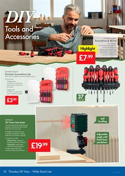DIY offers in the Lidl catalogue in London