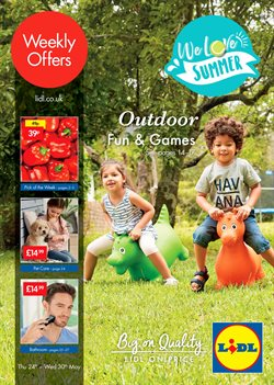 Supermarkets offers in the Lidl catalogue in Birmingham