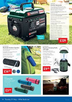 HTC offers in the Lidl catalogue in London