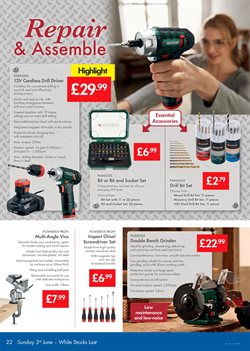 Lamp offers in the Lidl catalogue in Oxford
