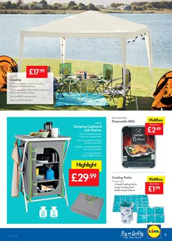 Table offers in the Lidl catalogue in Runcorn