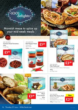 Frozen offers in the Lidl catalogue in Widnes