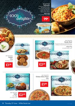 Pizza offers in the Lidl catalogue in Liverpool