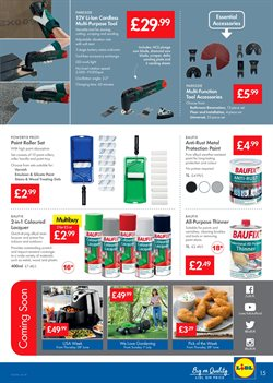 Bathroom offers in the Lidl catalogue in London