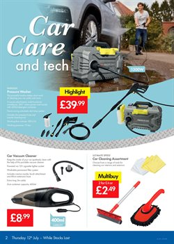 Lamp offers in the Lidl catalogue in York