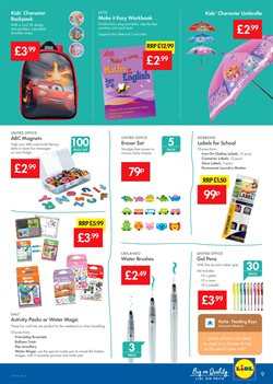 Gel offers in the Lidl catalogue in Stoke-on-Trent