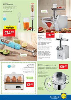 Eggs offers in the Lidl catalogue in London