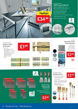 Storage offers in the Lidl catalogue in Dundee