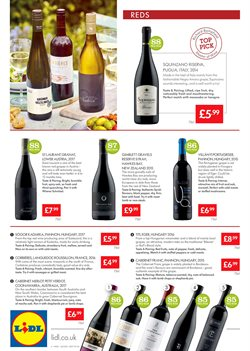 New Zealand offers in the Lidl catalogue in London