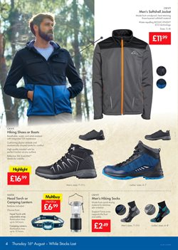 Torch offers in the Lidl catalogue in London
