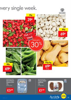 Sugar offers in the Lidl catalogue in Tower Hamlets