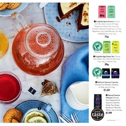 Tea offers in the Lidl catalogue in London