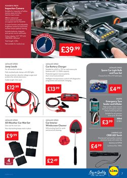 Cars offers in the Lidl catalogue in Aberdeen