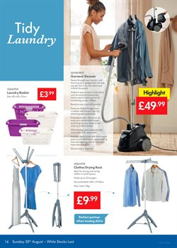 Curtains offers in the Lidl catalogue in London