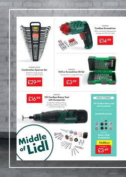 Storage offers in the Lidl catalogue in Sheffield