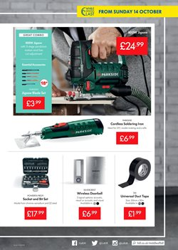 Lighting offers in the Lidl catalogue in Coventry