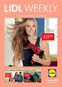 Supermarkets offers in the Lidl catalogue in London