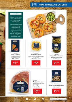 Pasta offers in the Lidl catalogue in Leicester