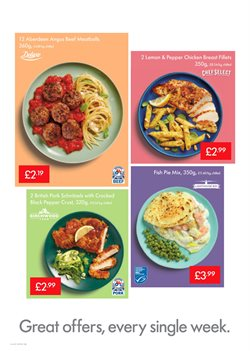 Chicken offers in the Lidl catalogue in York