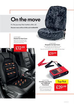 Cars offers in the Lidl catalogue in London