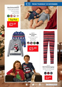 Baby offers in the Lidl catalogue in Aberdeen