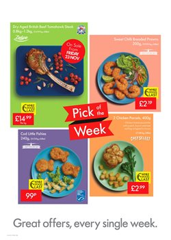 Chicken offers in the Lidl catalogue in London