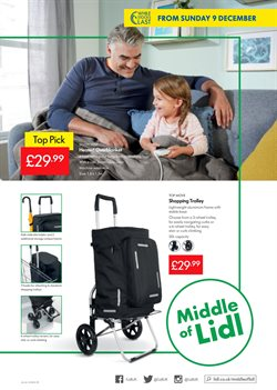 Suitcase offers in the Lidl catalogue in Stoke-on-Trent