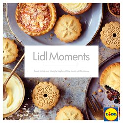 Supermarkets offers in the Lidl catalogue in Lewisham