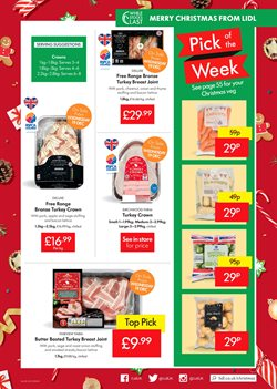 Butter offers in the Lidl catalogue in London