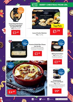 Spreads offers in the Lidl catalogue in York