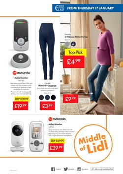 Wireless offers in the Lidl catalogue in London