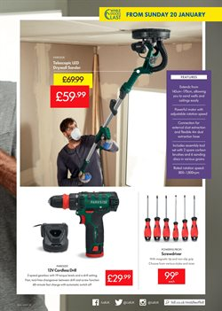 Brushes offers in the Lidl catalogue in London