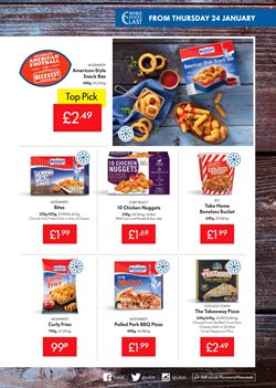 Cheese offers in the Lidl catalogue in Glasgow