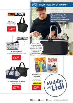 Bags offers in the Lidl catalogue in Kettering