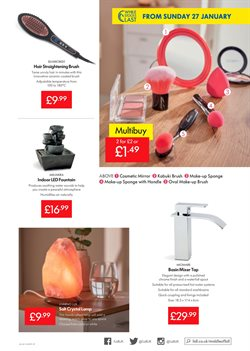 Lamp offers in the Lidl catalogue in Leicester