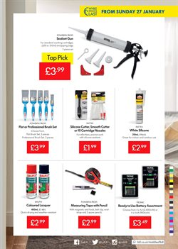 Glue offers in the Lidl catalogue in London