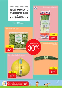 Honey offers in the Lidl catalogue in London