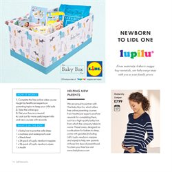 Bed offers in the Lidl catalogue in Basingstoke