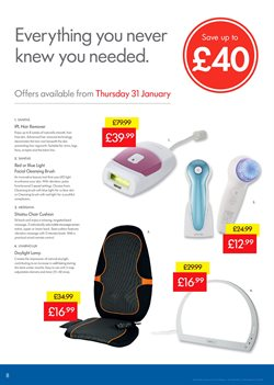 Lighting offers in the Lidl catalogue in Basingstoke