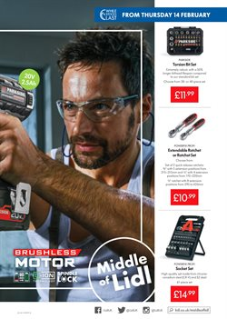 Electrical offers in the Lidl catalogue in London