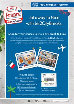 Flights offers in the Lidl catalogue in Stoke-on-Trent
