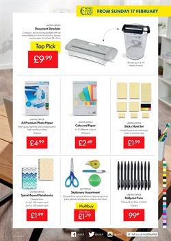 Pencils offers in the Lidl catalogue in London