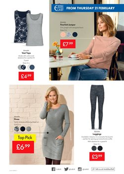 Dress offers in the Lidl catalogue in Aldershot