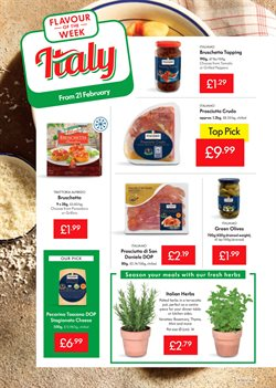Table offers in the Lidl catalogue in Basingstoke